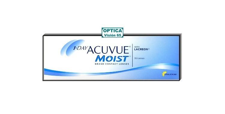 1-Day Acuvue Moist (30+5)