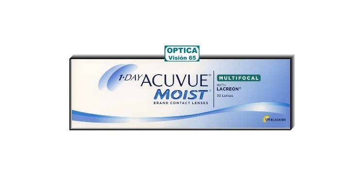 1-Day Acuvue Moist Multifocal (30+5)
