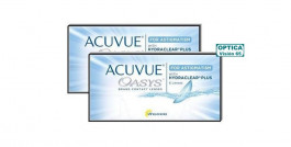 Acuvue Oasys For Astigmatism (12+2)