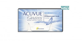 Acuvue Oasys For Astigmatism (6+1)