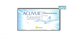 Acuvue Oasys with Hydraclear Plus (12+2)