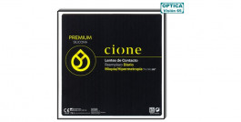 Cione PREMIUM SILICONA Diaria - Miopía-Hipermetropía (90)