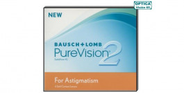PureVision 2 For Astigmatism (6+1)