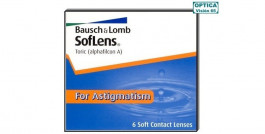 SofLens Toric For Astigmatism (6+1)