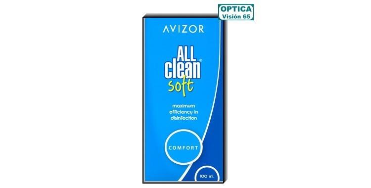 All Clean Soft 100ml - Kit Viaje