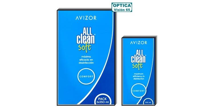 All Clean Soft Bipack (2 x 350ml + Kit Viaje)