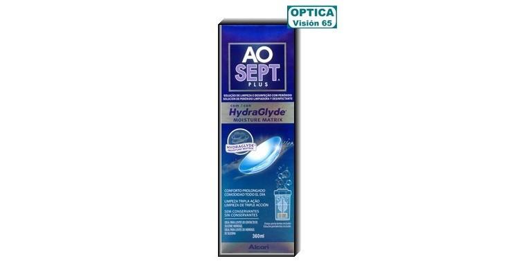AOSEPT Plus con HydraGlyde 360ml