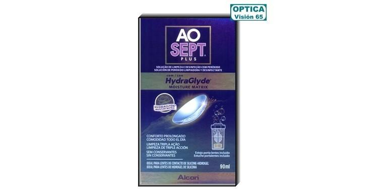 AOSEPT Plus con HydraGlyde 90ml - Kit de Viaje