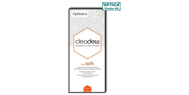 Cleadew FOR Soft (385ml + 30 Tabletas) - OUTLET - Caducidad 31-01-2022