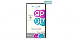 GP Cleaner 15ml + Conditioner 30ml - Kit Viaje