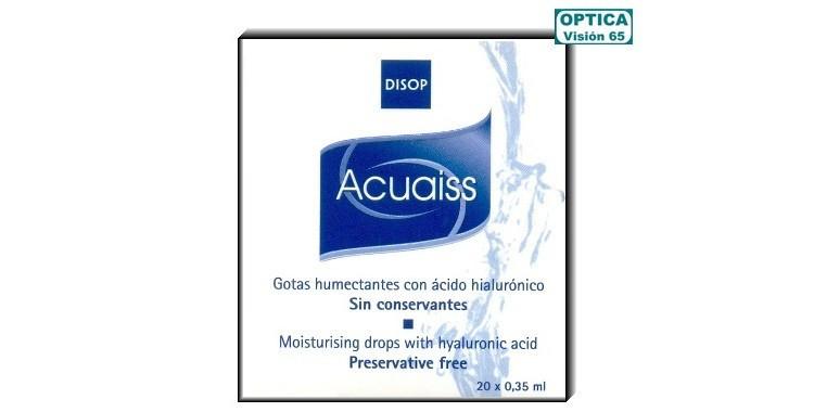 Acuaiss Gotas Humectantes 20 x 0.35ml