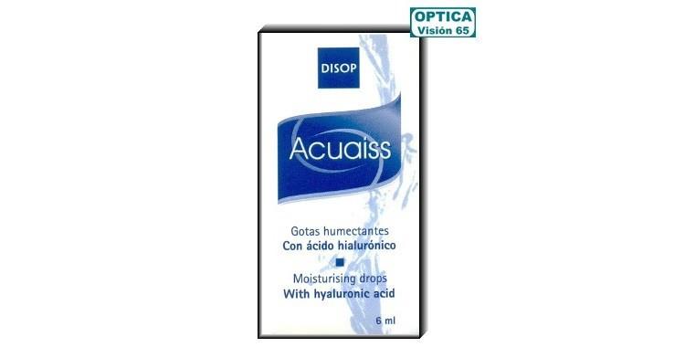Acuaiss Gotas Humectantes 6ml