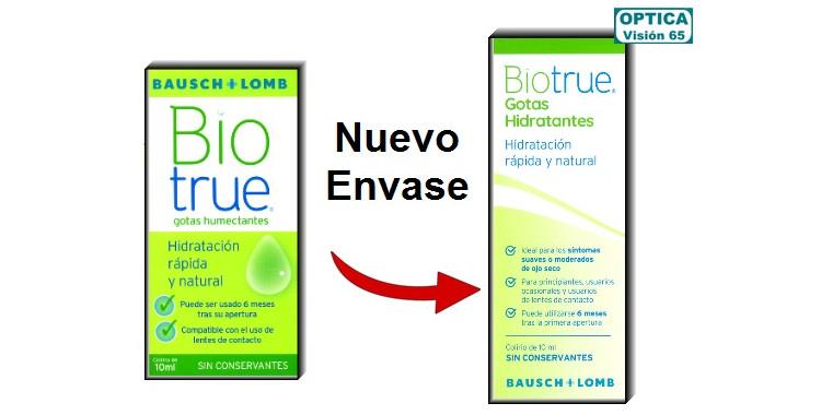 Biotrue Gotas Hidratantes (Gotas Humectantes) 10ml