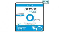 Lacrifresh Ocu-Dry Unidose 0,20% 20 x 0.40ml
