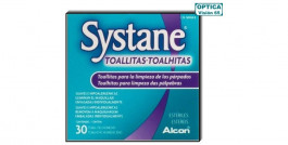 Systane Toallitas 30ud